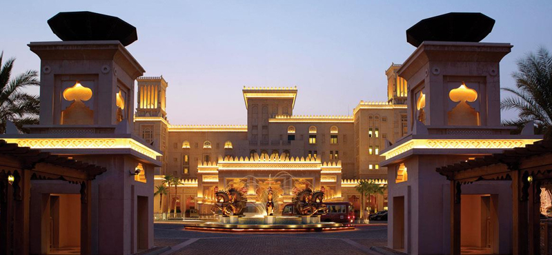 Al Qasr Hotel at Madinat Jumeirah