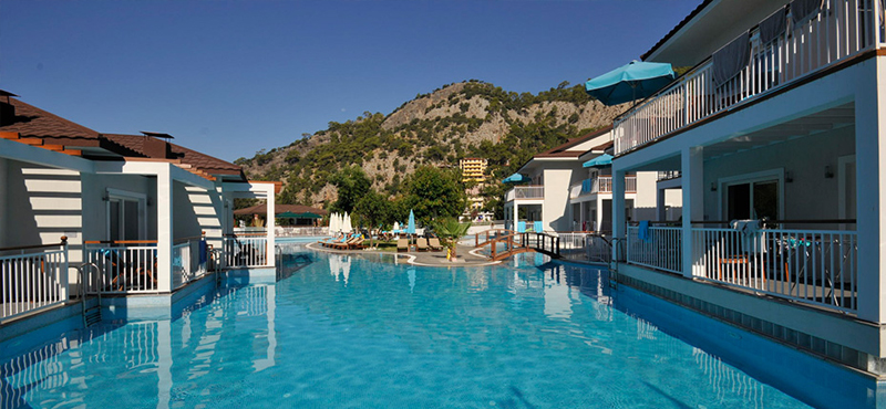 Mozaik Apartments (Olu Deniz)