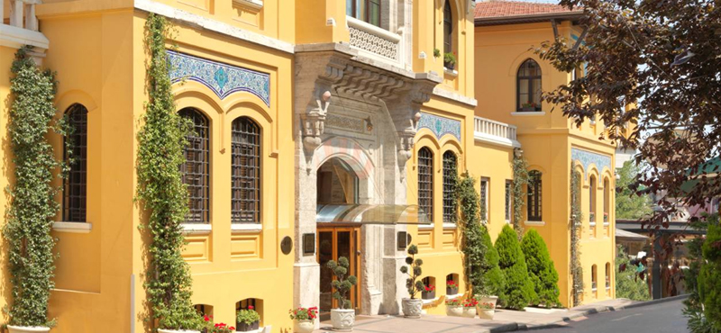 The Four Seasons Sultanahmet