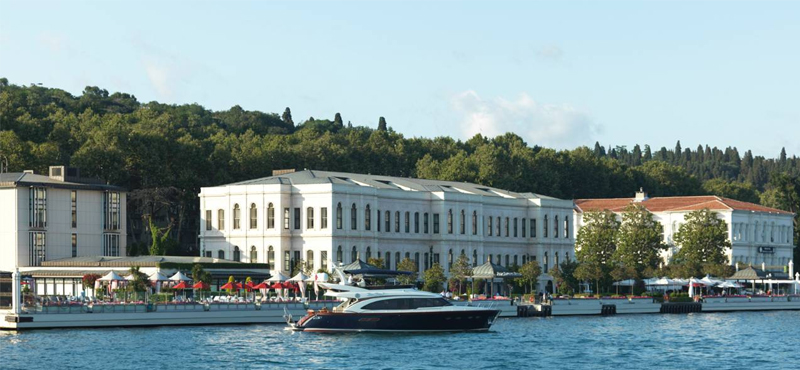 The Four Seasons at the Bosphorus