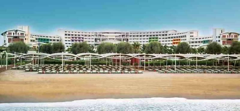 Cornelia Diamond Golf Resort & Spa, (Belek)