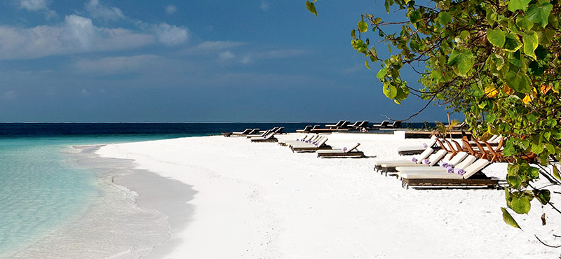 Constance Moofushi Resort - South Ari Atoll