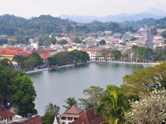 City & Kandy & Beach